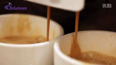德颐首款APP智能全自动咖啡机