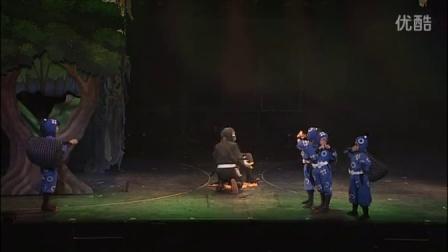 忍者乱太郎舞台剧第六部初演