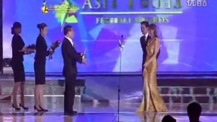 EVERINGHAM ANANDAMATHEW - KHEMUPSORN SIRISUKHA, 2011 Asia  Model Awards上荣获 Th