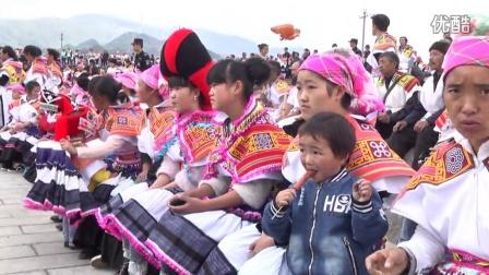 2015年中国 贵州 赫章县韭菜花节 闭幕寄语