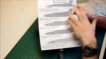 Genessis Models Airfix A10101 堪培拉B.2的最终评测