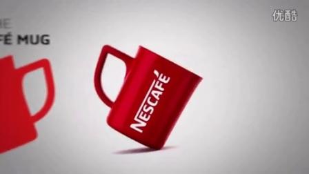 雀巢咖啡logo设计宣传片