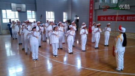 乌鲁木齐市第二中学管乐团《欢迎进行曲》