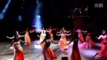 "Merzly Dance Troupe @ Show Opening: ""Raksa"""