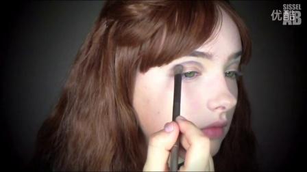 [Sissel AB] 万圣节鬼娃妆 - Creepy Doll Makeup Tutorial [Halloween 2015]