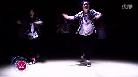 郑州街舞学校皇后舞蹈教学展示 帅气女孩街舞练习室版