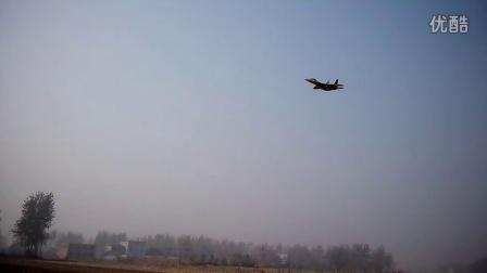 航模飞机表演