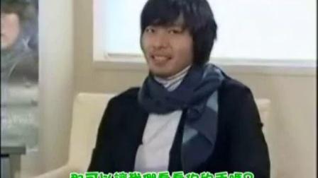 玄彬06年日本宣傳百萬富翁的初戀訪問
