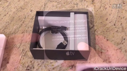 New Apple TV 4 Siri (4th Gen) Unboxing and Review 2015|iCrackUriDevice|151018