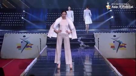 "Asia 美 Festival""Mongolia Designer Solongo Fashion show"" 时装秀"