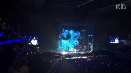 王杰2015南宁演唱会《爱不起》