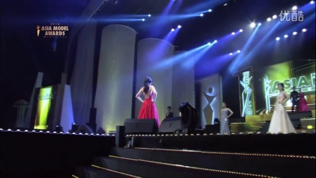 2014 Asia New Star Model Contest Final round Dress Parade