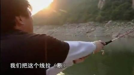 黑坑钓鱼视频大全_夜钓黄颡鱼_矶钓竿线组图解