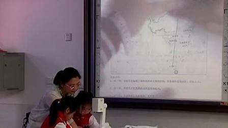 浙教版品德与社会二上《我爱您,祖国-第一课时》课堂教学视频实录-黄燕儿