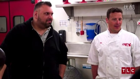 The Cake Boss Goes LARPing|TLC|151019