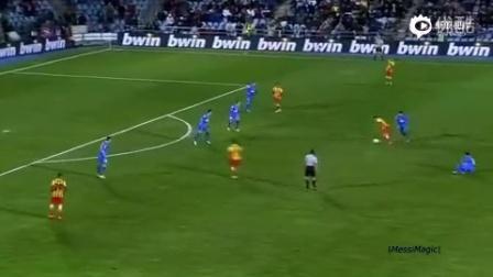 梅球王十大一条龙进球 画面太美不敢看1516西甲视频集锦视频梅西十佳球巴塞罗那西甲西