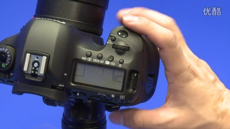佳能EOS 5DS 数码单反操作教程——驱动模式和自动对焦模式选择(跟我学摄影)