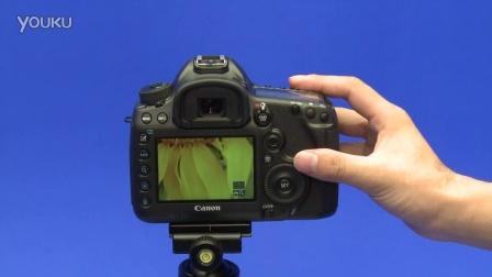 佳能EOS 5DS 数码单反操作教程——照片放大与缩小按钮(跟我学摄影)