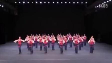 广场舞《天路》