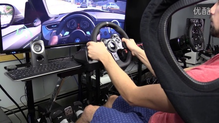 Logitech G920 Driving Force Review on the Xbox One