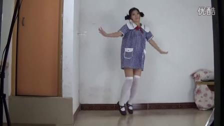 【雪儿】{日系宅舞} 恋爱多一点 舞蹈模仿