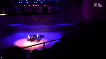 武漢音樂學院教師獨唱音樂會朱翼飛老師演唱