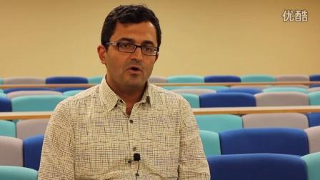 谢菲尔德国际学院学术导师Masoud谈职业发展