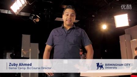 伯明翰城市大学视频游戏相关课程