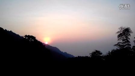 南岳看日出~~_20151024_