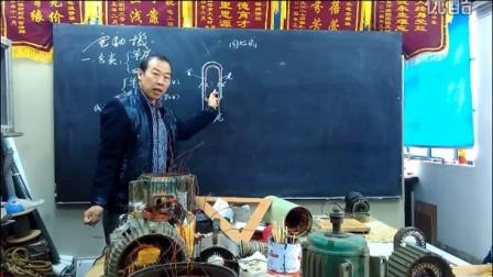 三相电动机维修拆装下线 洛阳机电学校 www.jidianxuexiao.com