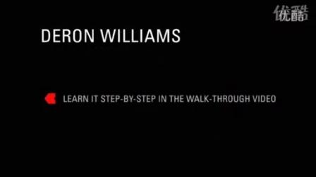 【NBA篮球招牌动作】德隆Deron挡拆后投篮Pick And Roll