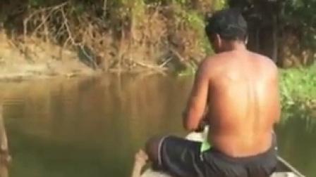 【华超】极速手丝钓鱼神技,5秒钓一条大鱼