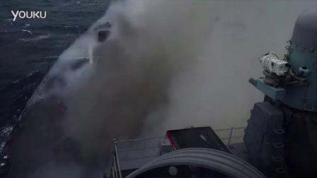 【华超】罗斯号驱逐舰成功拦截弹道导弹目标