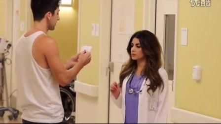 接吻的恶作剧亲吻医生如何挑选医生