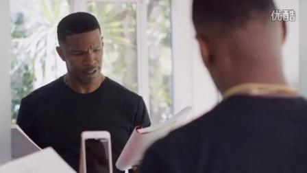杰米·福克斯参演苹果iPhone 6s广告片