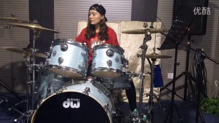《菊次郎的夏天》架子鼓跟老师复习