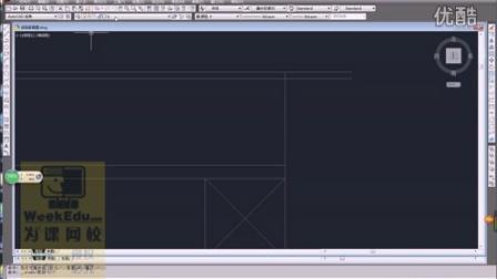 cad室内设计cad教程视频CAD简欧衣柜的绘制