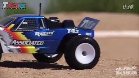 RC10T4.2 Race Spec 1-10 Scale Ready-To-Run 2WD Electric Off Road Race Truck