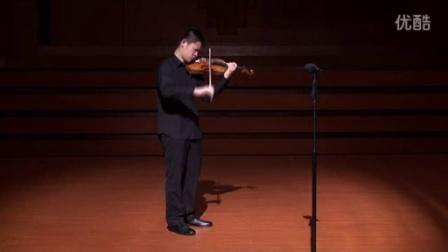 Bach Partita No. 2, Chaconne