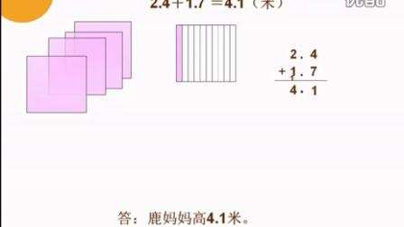 四年级下册《比身高》湖北省潜江市实验小学  王芳