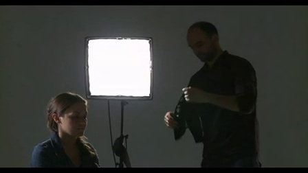 FELLONI LED panels in a 3-Point Lighting