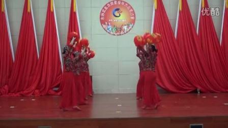 寒梅广场舞   盐龙街道第三届中老年文化艺术节节目  灯笼舞