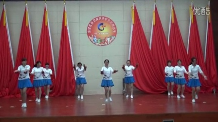 寒梅广场舞   盐龙街道第三届中老年文化艺术节节目串烧 舞动中国 中国吉祥