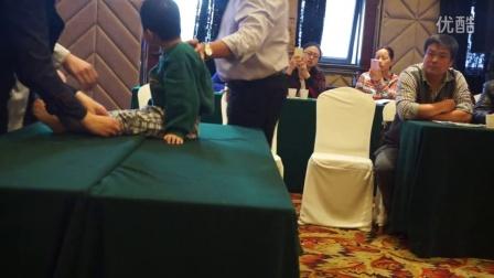 2015年南通市脑瘫儿童矫形器应用知识培训班
