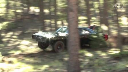 速度与激情7拍摄花絮:Flying Cars