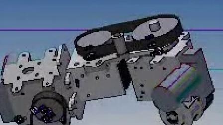 二等奖-浙江大学-具有变螺距螺线型爬行能力的管道机器车