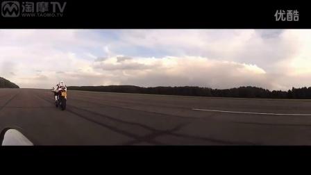 【淘摩TV】【急速大片】保时捷GT2 RS v杜卡迪1199 Panigale