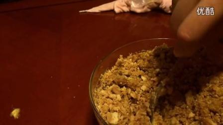 小鱼家吃货 2015' 奶酪超级战士 重芝士蛋糕的完整做法 07