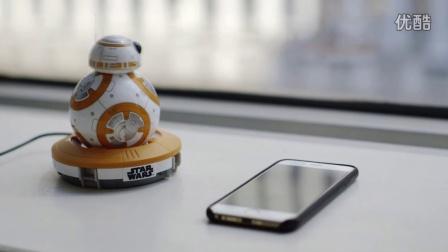 【星球大战BB8机器人】现在可以在你的家里巡逻了!