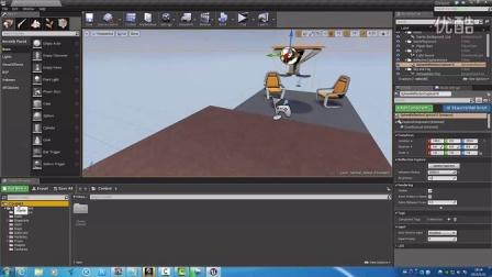 UE4 虚幻4 Unreal4 中文视频教程 3小时速成 入门中文视频教程